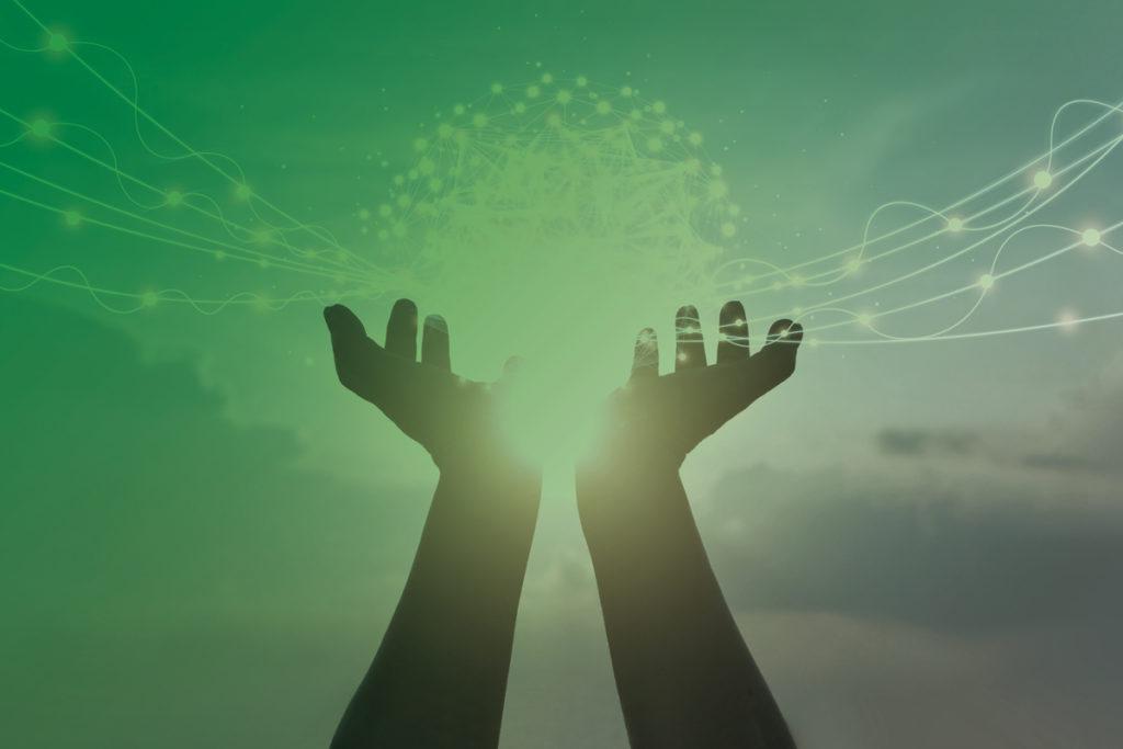 energestic manos energia